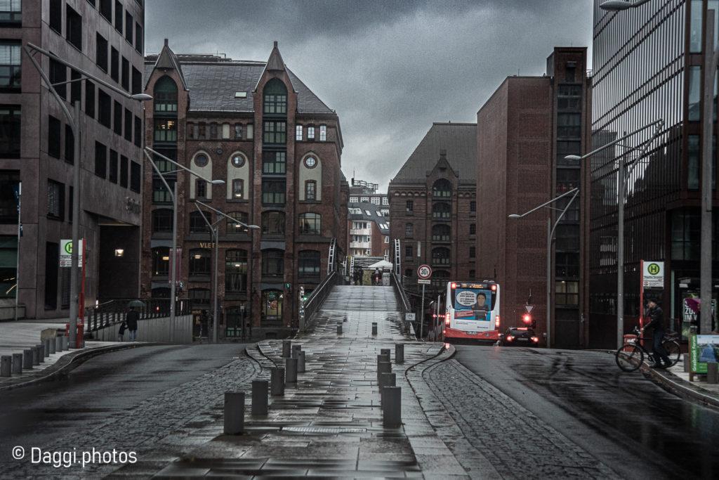 Die Stadt und ihre Schönheit- Hamburg.