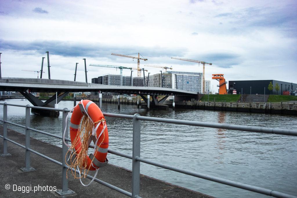 Hamburg in Orange